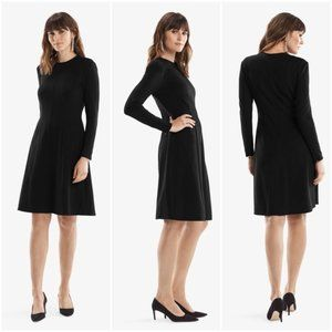 MM Lafleur Dresses - CLEARANCE M.M. Lafleur The Ellis Dress Black
